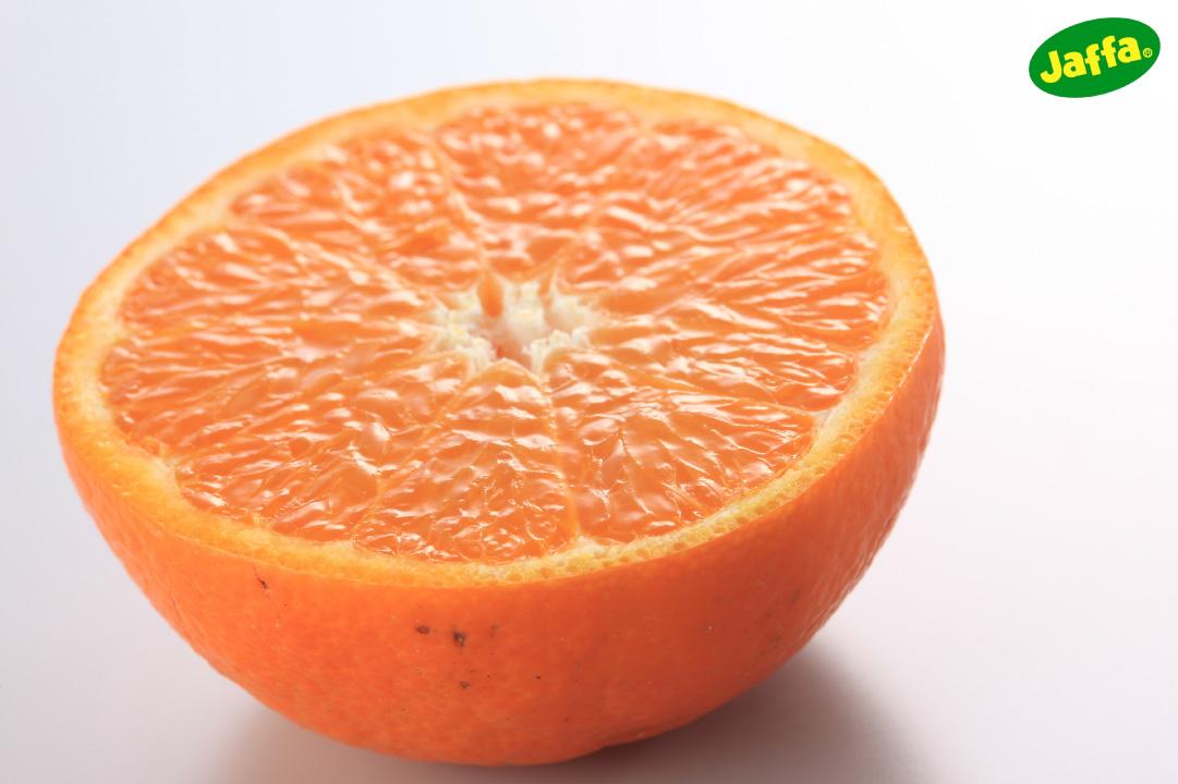 あふれるような果汁のイメージ